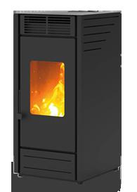 Standard Pellet Heaters