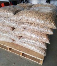 Premium Pine Pellets 15kg Bags